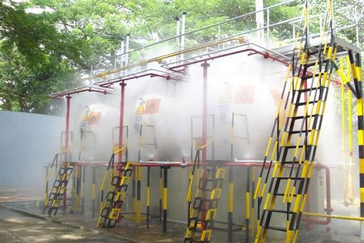 Water Mist Systems